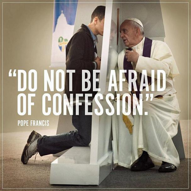 About Confession | St. Jerome Parish | Sault Ste Marie, ON