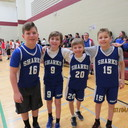 2018 3 on 3 Basketball Tournament photo album thumbnail 1