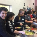 Pasta Dinner - April 20, 2018 photo album thumbnail 1